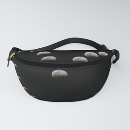 Moon Heart Total Lunar Eclipse Fanny Pack