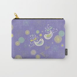 Kiss Little Wing Carry-All Pouch