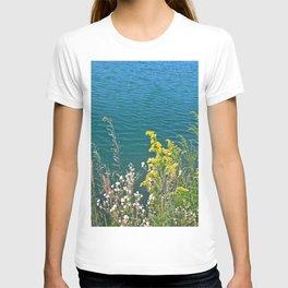 Summer at the lake T-shirt
