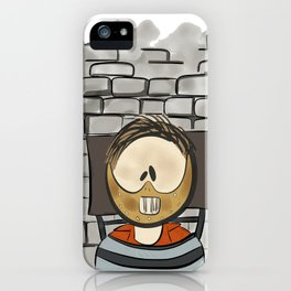 Dr. Hannibal Lecter - Silence of the Lambs Character iPhone Case
