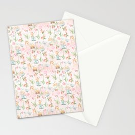 Flower Fairies Flowers and Baby Animals Stationery Cards