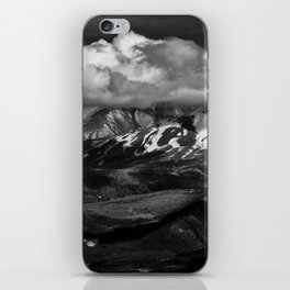 Cloudscapes Over Mt. St. Helens iPhone Skin