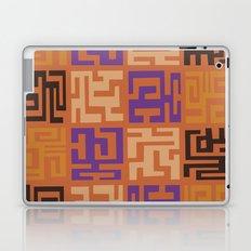 African Tribal Pattern No. 45 Laptop & iPad Skin