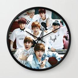 BTS5 Wall Clock