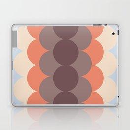 Gradual Blue Retro Laptop & iPad Skin