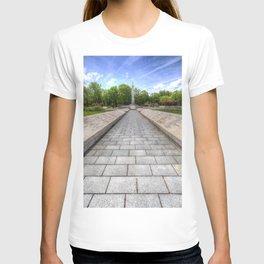 Soviet War Graves Budapest T-shirt