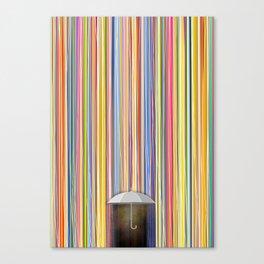 The Umbrella Canvas Print
