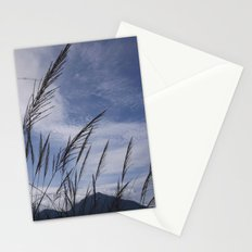 Swaying In The Wind Stationery Cards