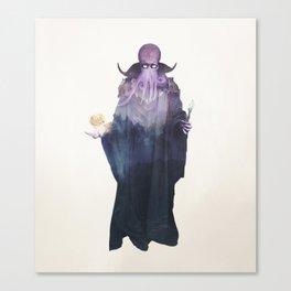 Mind Flayer Canvas Print