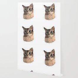 Cat Shapes Wallpaper