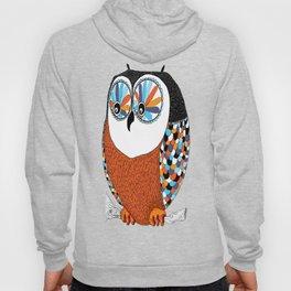 Beautiful Owl Hoody