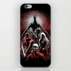 Legendary Guardians iPhone & iPod Skin