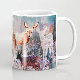 Deer Enchanted Forest  Coffee Mug