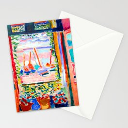 Henri Matisse Open Window Stationery Cards