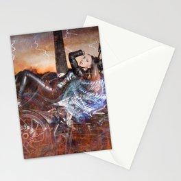 Hells Angel Stationery Cards