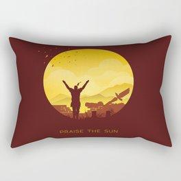 Solaire (Dark Souls) Rectangular Pillow