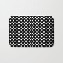 diamond dots Bath Mat