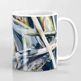 Snails and Twigs Photograph Coffee Mug
