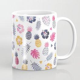 FOREVER SUMMER on WHITE Coffee Mug