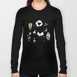 Los Amigos Long Sleeve T-shirt