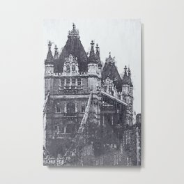 London, Tower Bridge Metal Print