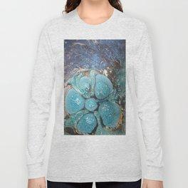 """Ocean"" Long Sleeve T-shirt"