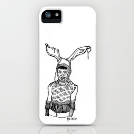 Little lost boys II iPhone Case