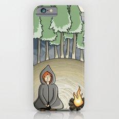 Campfire Girl iPhone 6s Slim Case