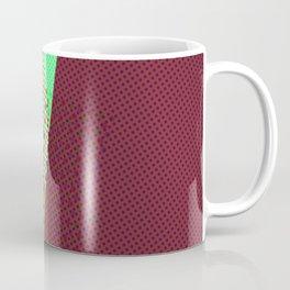 """""""Vintage pop art"""" Coffee Mug"""