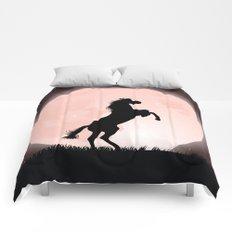 Moon Rider Comforters
