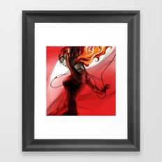 Pepper Groove Framed Art Print
