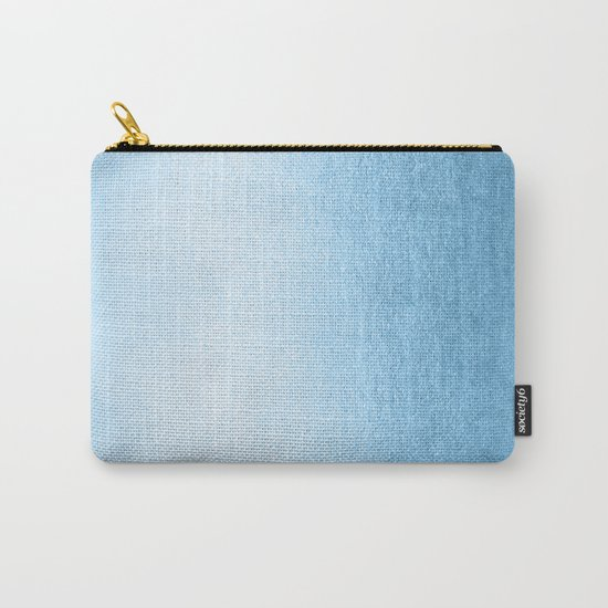 Blue Raspberry Shimmer Carry-All Pouch