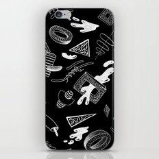 Shape Collage #326 iPhone & iPod Skin