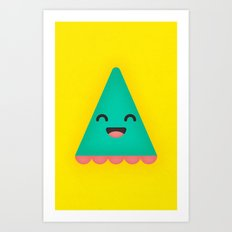 Party Hat Art Print