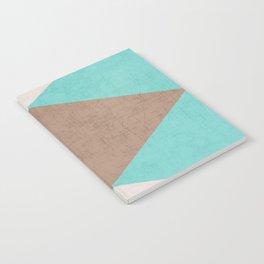 beach triangle Notebook