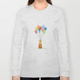 Happy Bunny Long Sleeve T-shirt