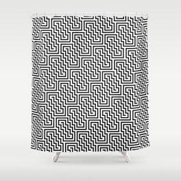 Op Art 150 Shower Curtain