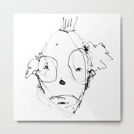 Clowns in Crowns #7 Metal Print
