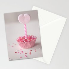 Sprinkles of Love Stationery Cards
