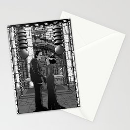 The Monster's bride. Stationery Cards