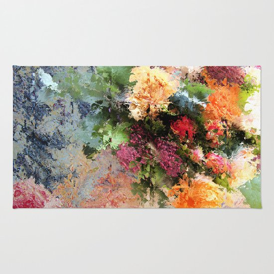 Four Seasons in One Day Rug