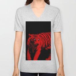 The Tigress Unisex V-Neck