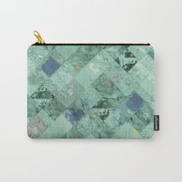 Abstract Geometric Background #31 Carry-All Pouch