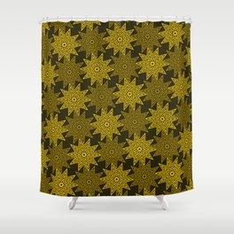 Op Art 82 Shower Curtain