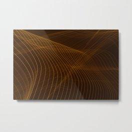 Abstract Light - Vol. 17 Metal Print
