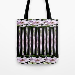 Pink Stars and Stripes Tote Bag