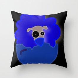 I am not a sheep Throw Pillow