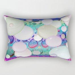 Air Bubbles Rectangular Pillow