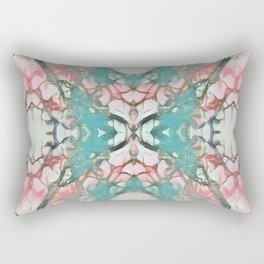 Pastel Thorns - Psychedelic Summer Series by iDeal Rectangular Pillow