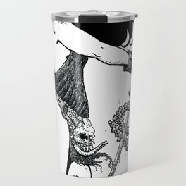 Cyo-Mha-Rah. Pesca mayor en el mar de Indaskia. Travel Mug
